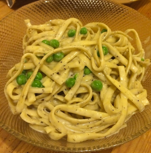 Vegan Fettuccine Alfredo